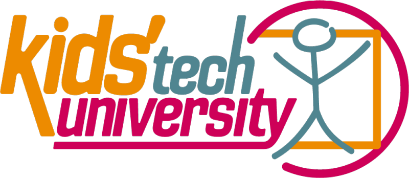 Kids' Tech University Logo (2019)